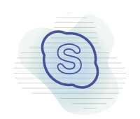 projeto de web design a distância via skype