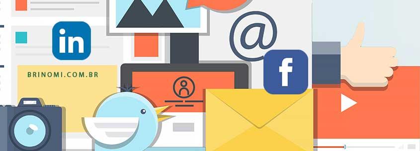 criação de site fácil de compartilhar nas redes sociais
