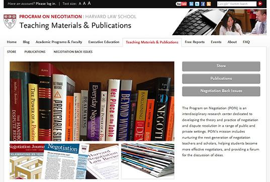 desenvolvimento de site academico em wordpress
