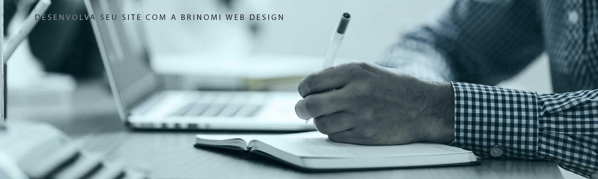 Somos uma agência de webdesign com CNPJ